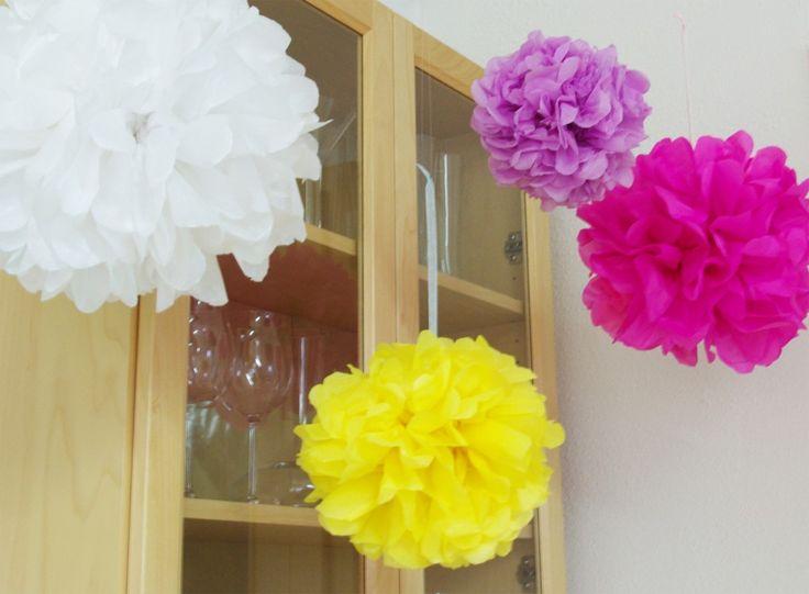 25 best ideas about pompons selber machen on pinterest. Black Bedroom Furniture Sets. Home Design Ideas