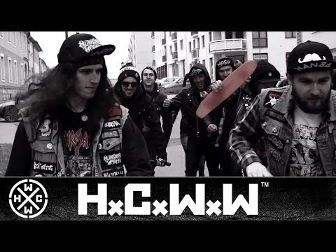 BRAINDEAD - AGAINST THE MAGNETS - HARDCORE WORLDWIDE (OFFICIAL HD VERSION HCWW) - YouTube