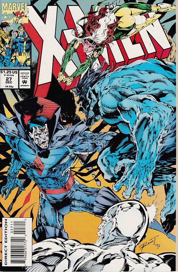 X-Men 27 December 1993 Issue  Marvel Comics  Grade NM
