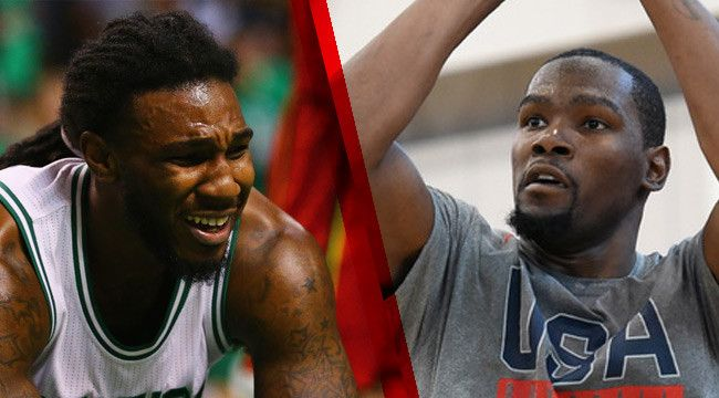 Jae Crowder Is Upset Kevin Durant Heard All The Celtics? Strategies For Beating The Warriors
