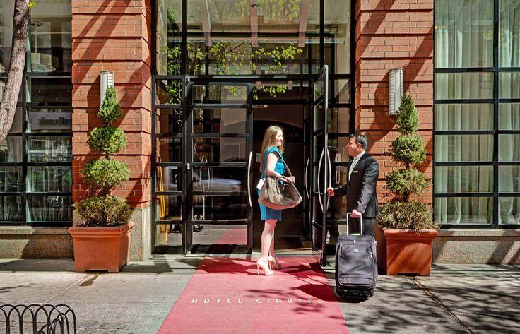 The Hotel Giraffe New York - OFFICIAL SITE - Best luxury boutique hotel Manhattan