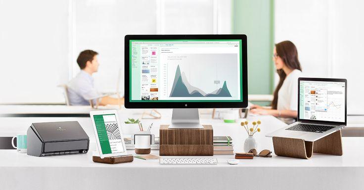 Rassemblez tout votre travail dans un seul espace de travail numérique. Evernote est l'endroit où vous pouvez collecter les idées vous inspirant, écrire guidé par votre créativité et développer vos projets importants.