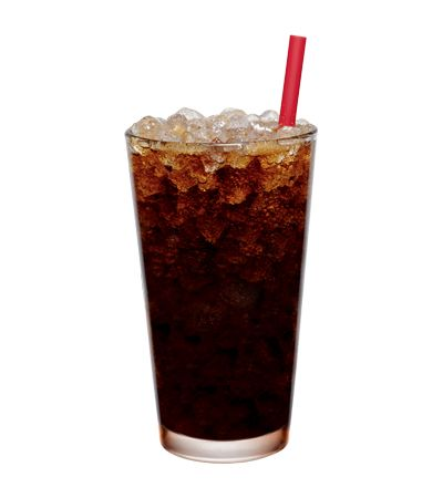 Texas Doctor: Black cherry vodka, vanilla rum, and Dr. Pepper