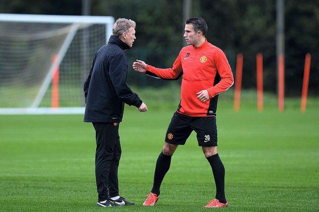 Robin Van Persie querría abandonar Old Trafford - http://mercafichajes.es/09/12/2013/robin-van-persie-abandonar-old-trafford/
