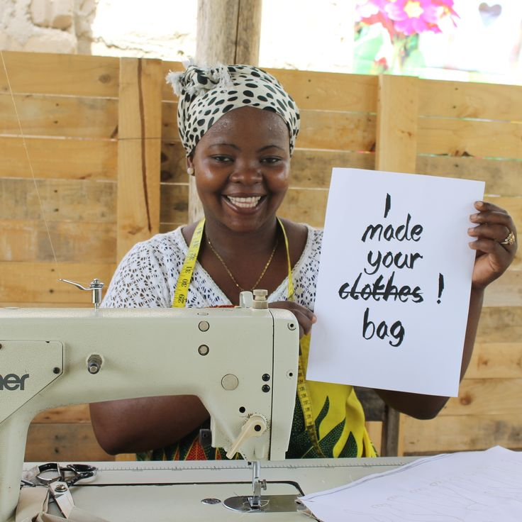 Fashion Revolution Day #whomadeyourclothes #fairtradefactory