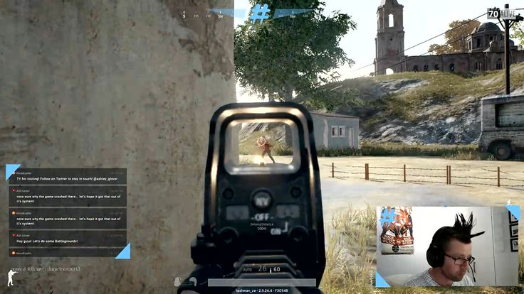 You didn't see the Vector there, sir? https://youtu.be/8VLeGvqPjJs #gamer #gaming #gameplay #pubg #battlegrounds #twitch #streamer