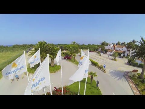 Camping Spanien - Aquarius Camping an der Costa Brava direkt am Strand: Hartelijk welkom