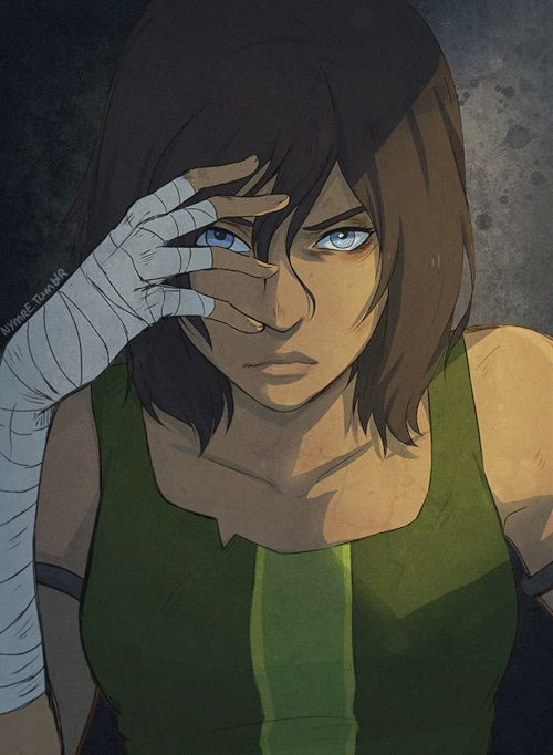 The Legend of Korra (awesome gif!) //intense