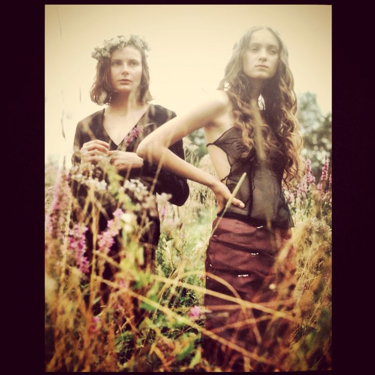 Editorial SUMMER  by Caroline and Irek