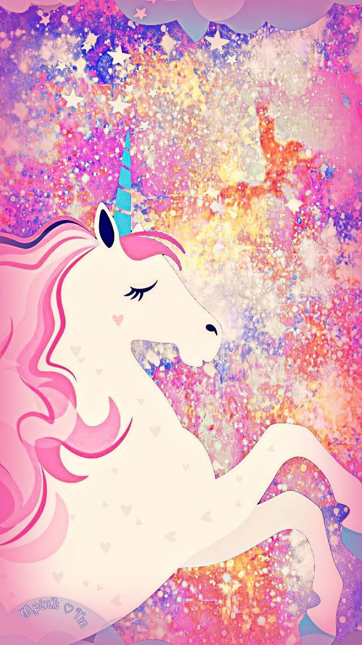 Majestic Unicorn Galaxy Wallpaper Androidwallpaper Iphonewallpaper Wallpaper Galaxy Sparkle Glitter Pretty Wallpapers Galaxy Wallpaper Android Wallpaper