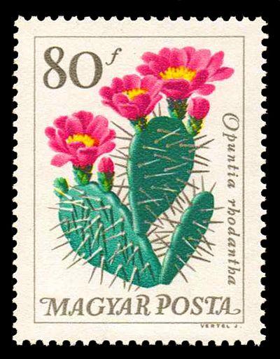 Hungarian stamp
