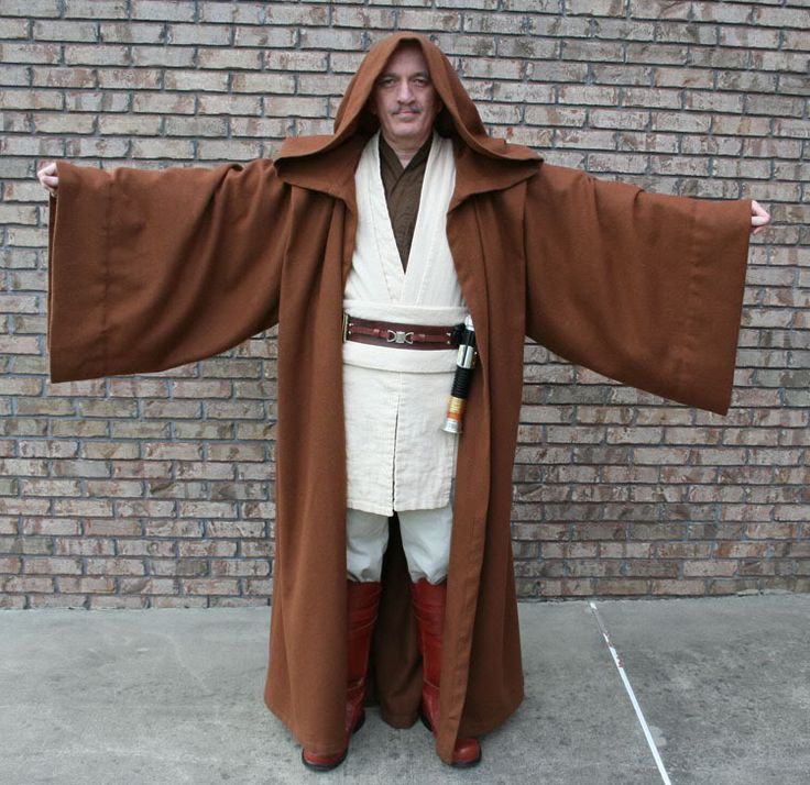 Question for anyone who has sewn a Jedi Robe