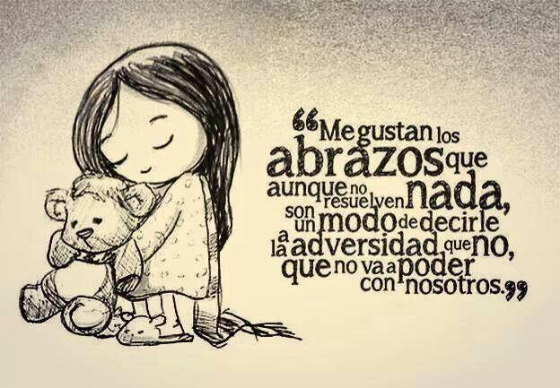 abrazame siempre.