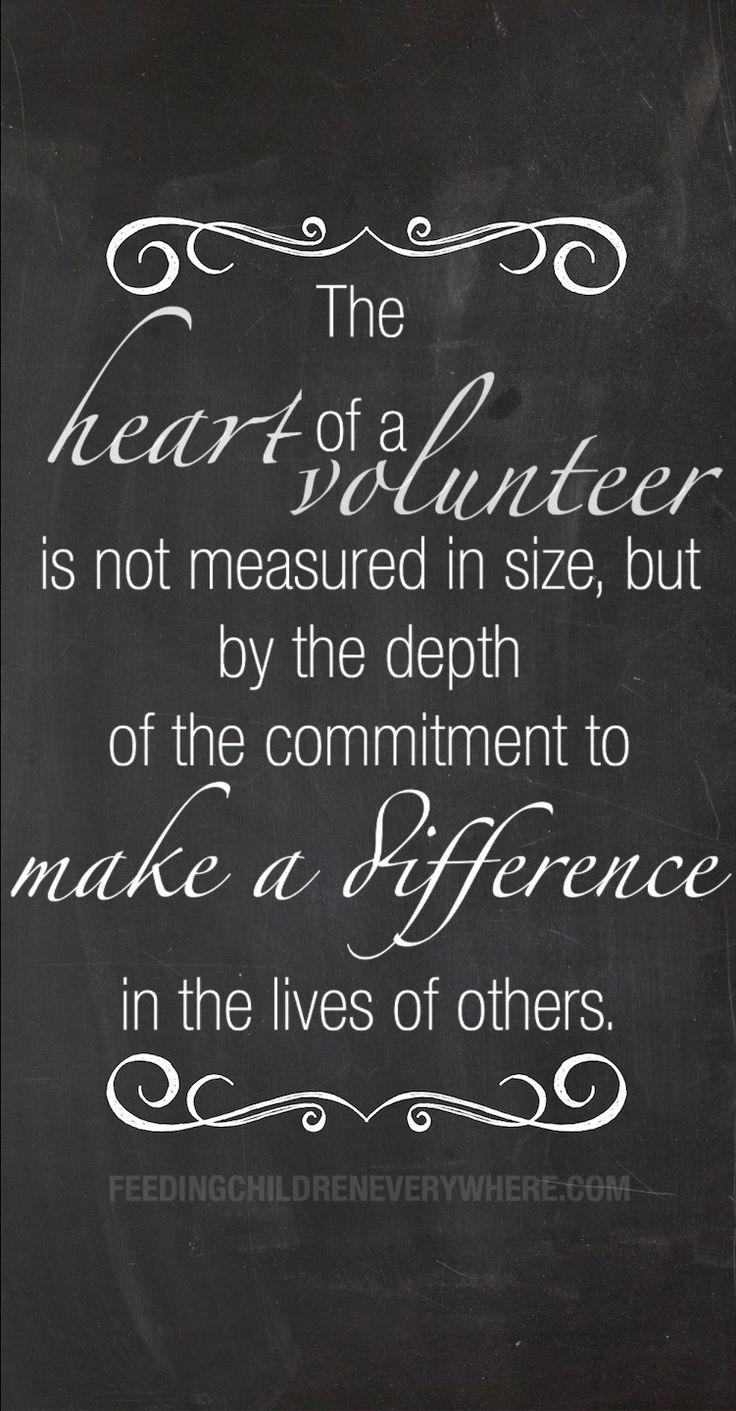 How Volunteering Affects the Volunteer
