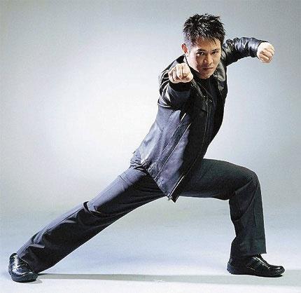 Jet Li my favorite little asian
