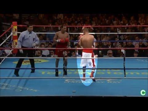 Increible lo que hace este boxeador | Gente asombrosa - YouTube
