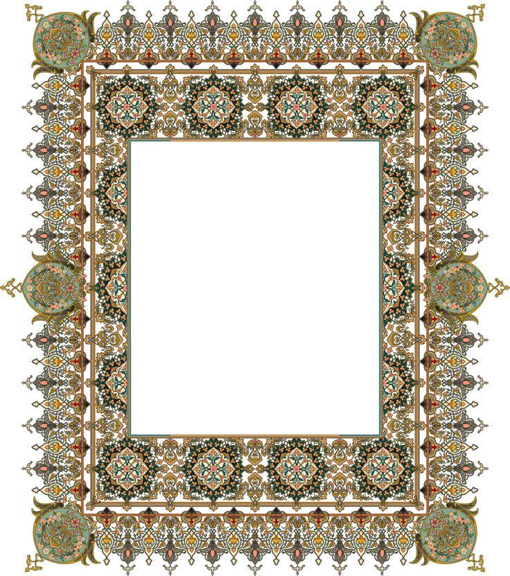 13-Floral Pattern (Khatai)