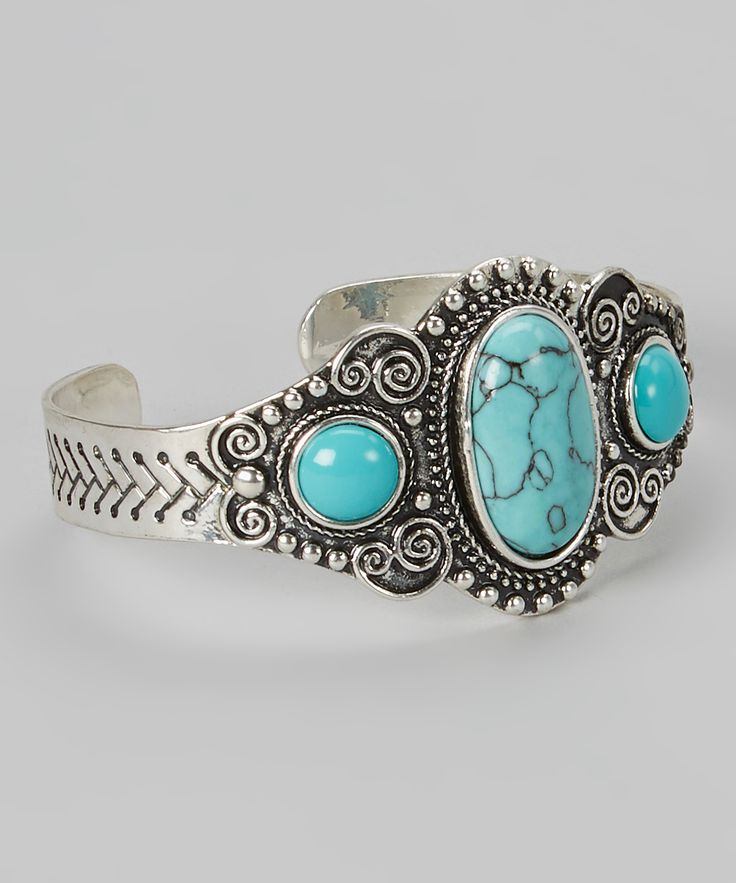 Vintage Navajo Spiderweb Turquoise Cuff Bracelet, Fred Harvey period 1930's