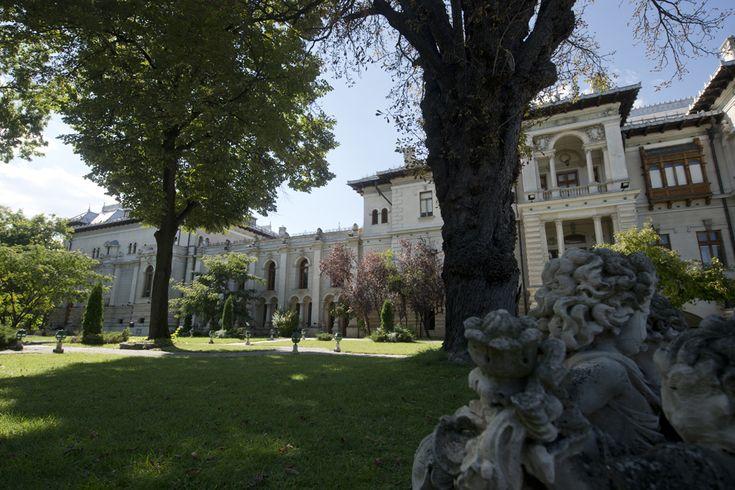 Gradina Palatului Cotroceni