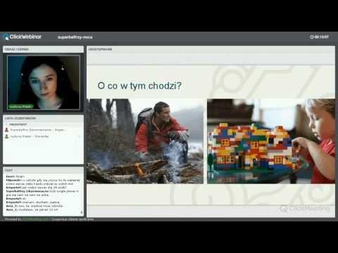 Webinar Superbelfrów (10) Minecraft w edukacji! - YouTube