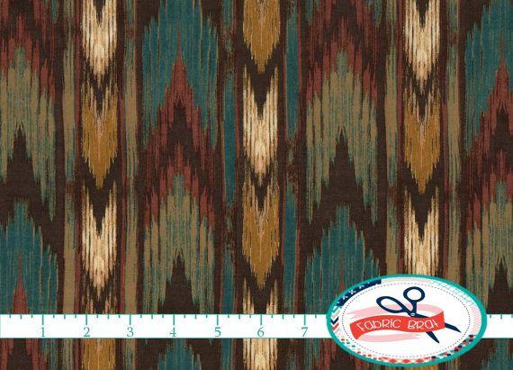SOUTHWESTERN ARROW Fabric by the Yard Fat Quarter by FabricBrat