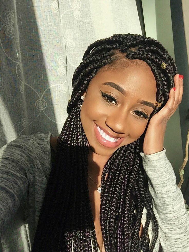25 best ideas about individual braids on pinterest box