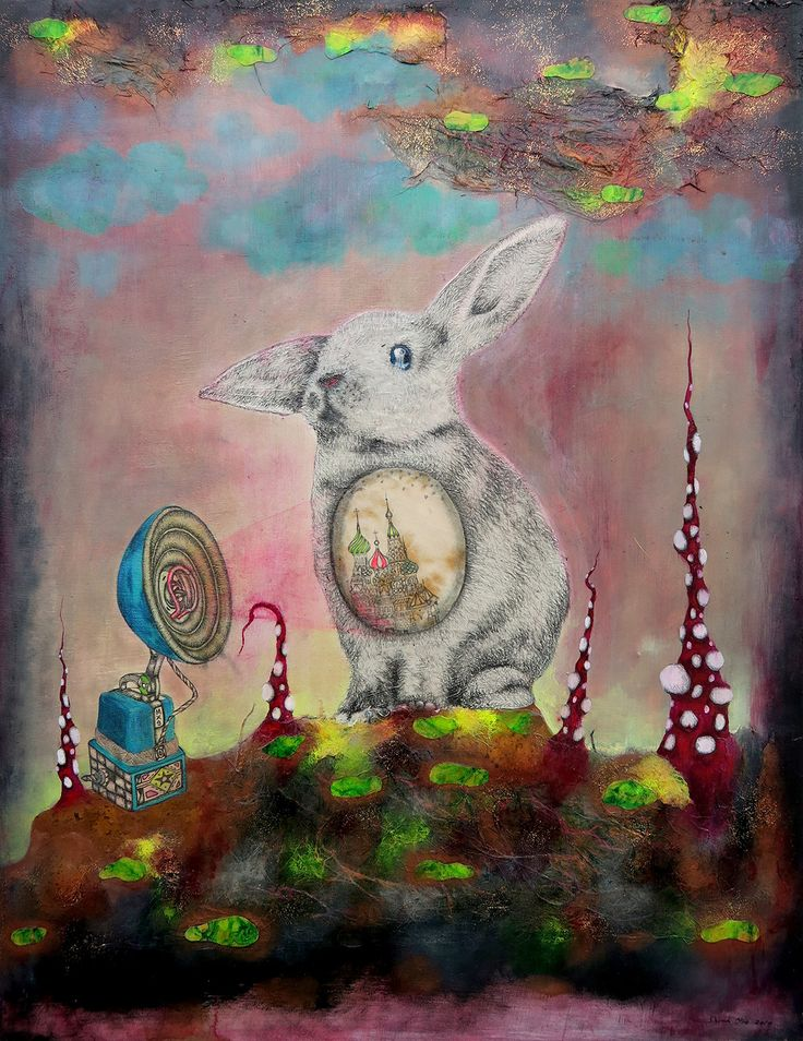 Sarah Tse, Where is Alice, Reverie | Artify Gallery