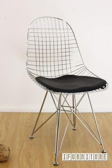 EAMES Wire Chair Reproduction Replica NZs Pioneering Online Furniture Shop With Lowest Prices