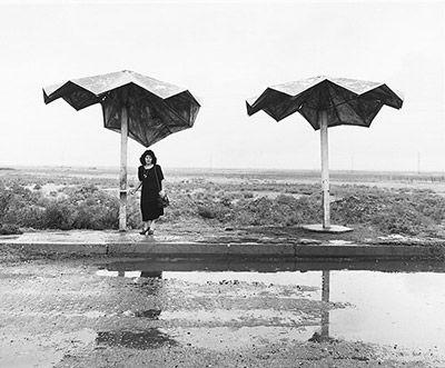© Ursula Schulz-Dornburg Armenian bus stop