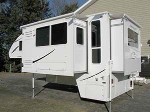 East End Campers, Truck camper and Slide in camper Specialists