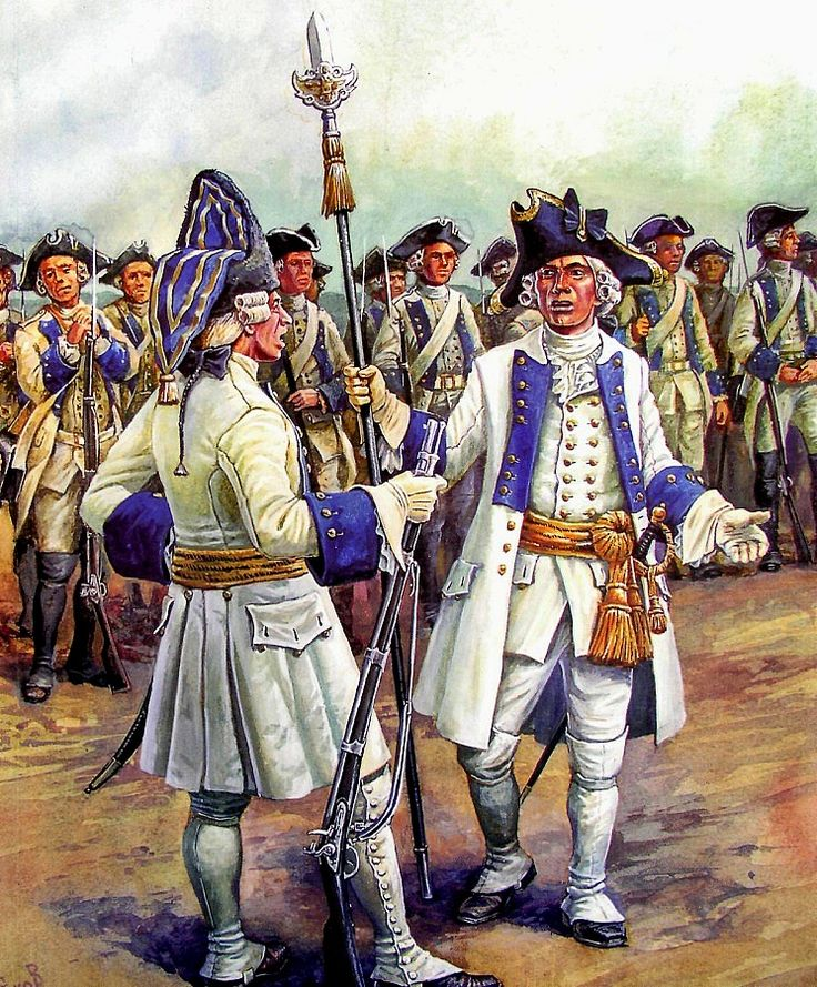 French And Indian War Provincial Uniforms French indian wars on