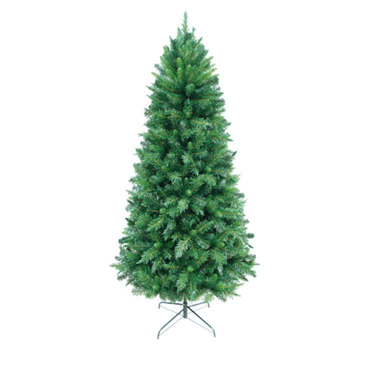 7FT Slim Mixed Pine Christmas Tree - Christmas Elves