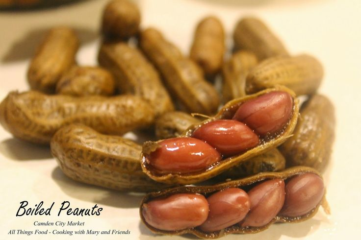 Cooking With Mary and Friends: Boiled Peanuts for freezing or canning