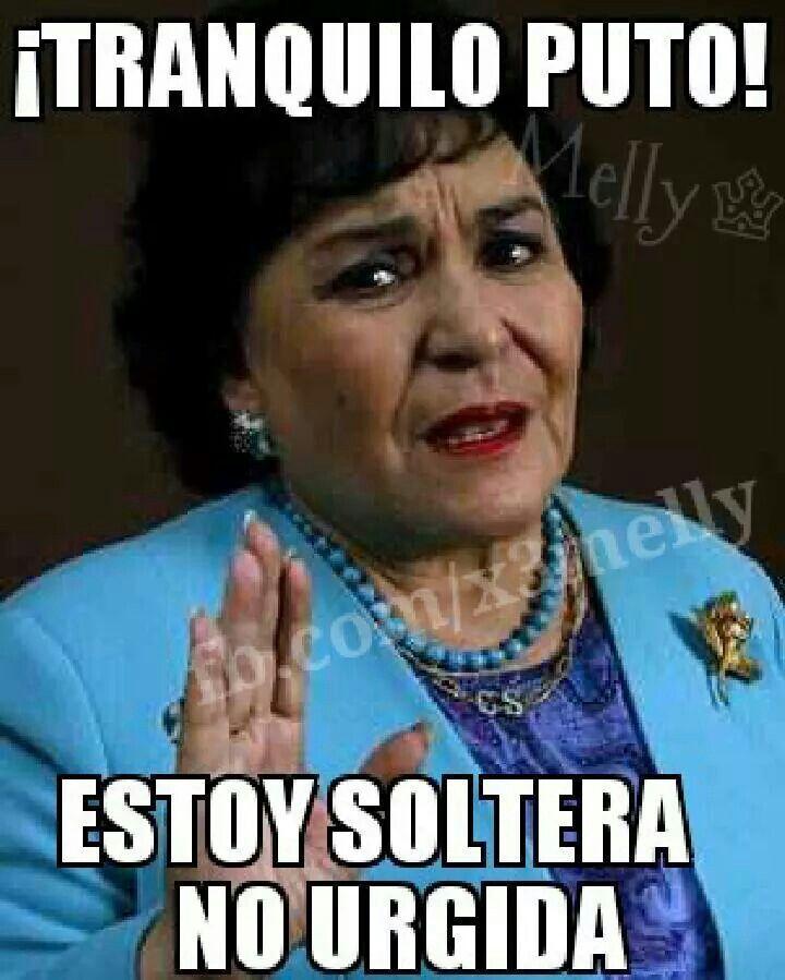 17 Memes de Carmen Salinas que puedes usar para cualquier ocasión