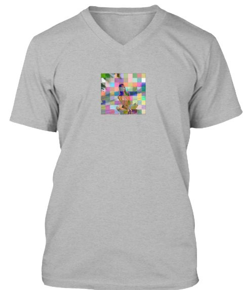 Inklicious Athletic Heather T-Shirt Front