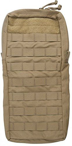 Tactical Assault Gear MOLLE Hydration 100oz Bladder Carrier, Large, Coyote MH2O1-CT