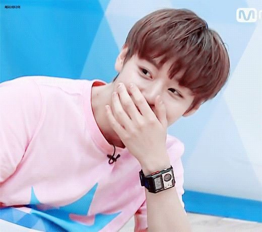 Jihoon| Wanna One 내 마음 속에 저장
