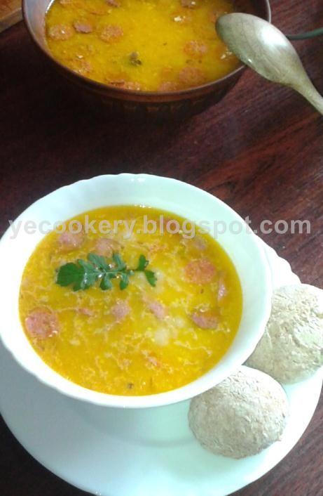Выпечка и кулинария - рецепты с фото: Сырный суп