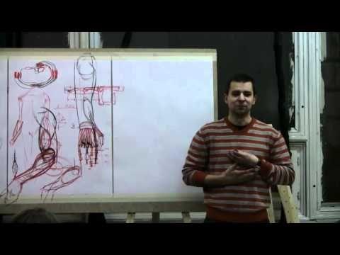 Основы анатомии человека, мастер-класс по анатомии 2 часть