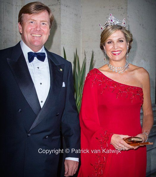 King Willem-Alexander and Queen Maxima visit Italy