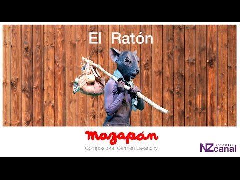 El Ratón - Mazapán / Lengua de Señas Chilena - YouTube