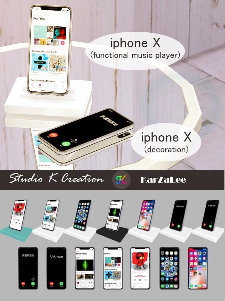 best website fdd96 47c58 iphone X set | Sims 4 | The sims, Sims y Sims 4