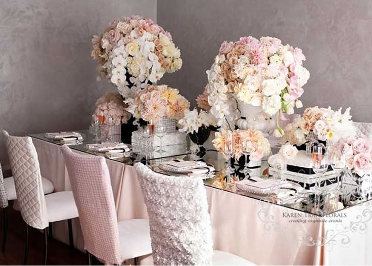 wedding,chanel wedding,pink wedding,pink wedding decorations,pink
