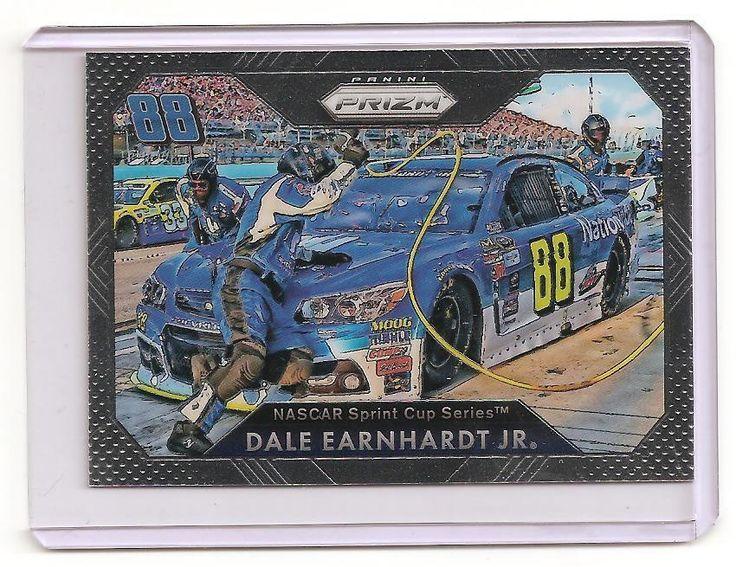 2016 PANINI PRIZM NASCAR SPRINT CUP SERIES DALE EARNHARDT JR N°63