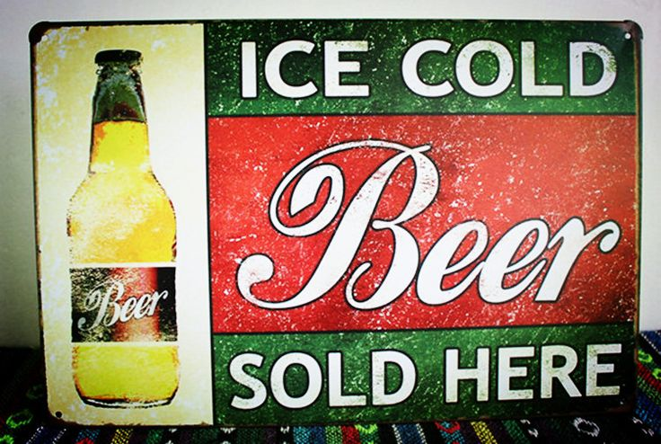 Find More Crafts Information about Retro Tin Sign Cold Beer Pub Bar Restaurant Home Wall Decor Metal Art Poster 20*30 cm HLD15 Free Shipping,High Quality posters world,China poster cartoon Suppliers, Cheap posters babies from Mega-Deal Factory Shop on Aliexpress.com