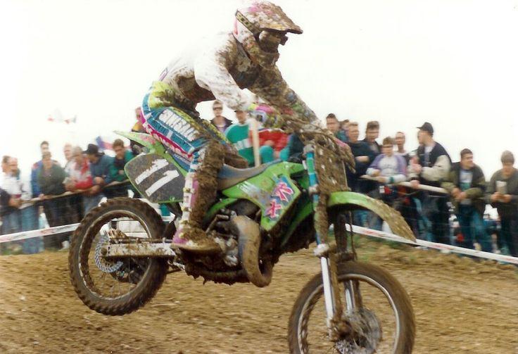 1992 Joakim Karlsson KX 125