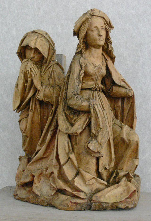 Riemenschneider Trauernde Frauen - Category:Tilman Riemenschneider - Wikimedia Commons