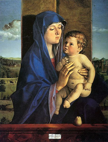 Giovanni Bellini (Italian, Venetian, ca. 1431/6, active by 1459, died 1516): Virgin and Child