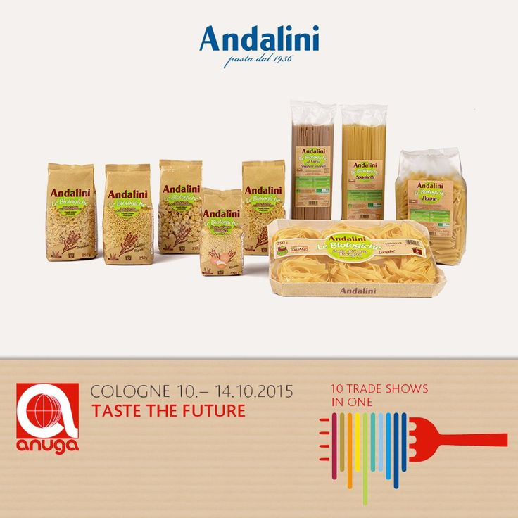 Anuga is the world´s leading food fair for retail trade and the food service and catering market. It is a business and information platform for the global food industry. If you are a South African company looking to grow your business and exhibit your products at Anuga, contact us! +27 12 771 8510 or admin@expavpro.co.za.................... #anuga #exhibit #internationalmarkets #businessplatform #southafricanproducts #pasta #pastaproducts