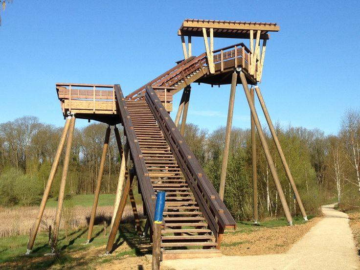 Fabricant kiosque, abri en bois espace public | SLE | Belvédère, Architecture paysage et ...